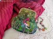 Mermaid bag