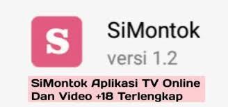 Cara Menggunakan Aplikasi Android Simontok.apk