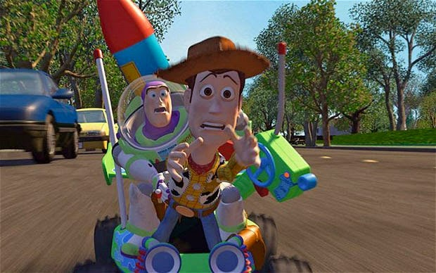 Review dan Sinopsis Film Toy Story (1995)