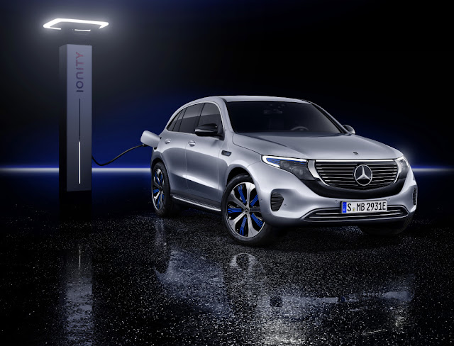 The Mercedes-Benz Electric SUV EQC Details Price & images, Mercedes-Benz  EQC interior and Exterior Photos Gallery, Mercedes-Benz  EQC SUV Wallpapers and Background Images