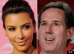 Kim-Kardashian-Impressed-By-Rick-Santorum-And-His-Daughters