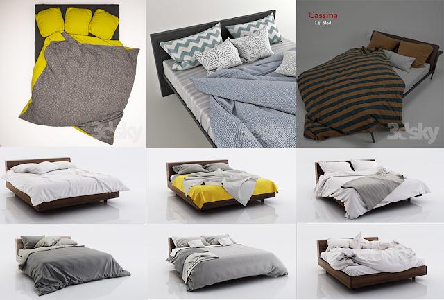 Download komponen tempat tidur skp