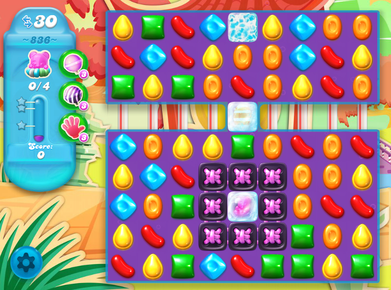 Candy Crush Soda Saga 836