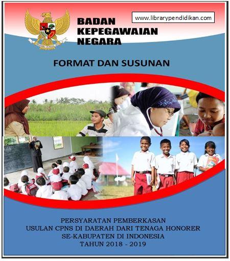 Juknis CPNS Tahun 2018-2019 Untuk Kependidikan, Kesehatan, Pertanian, Tenaga Teknis Library Pendidikan