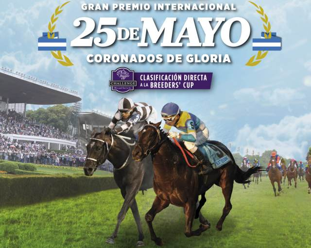 Gran Premio 25 de Mayo 2017 San Isidro