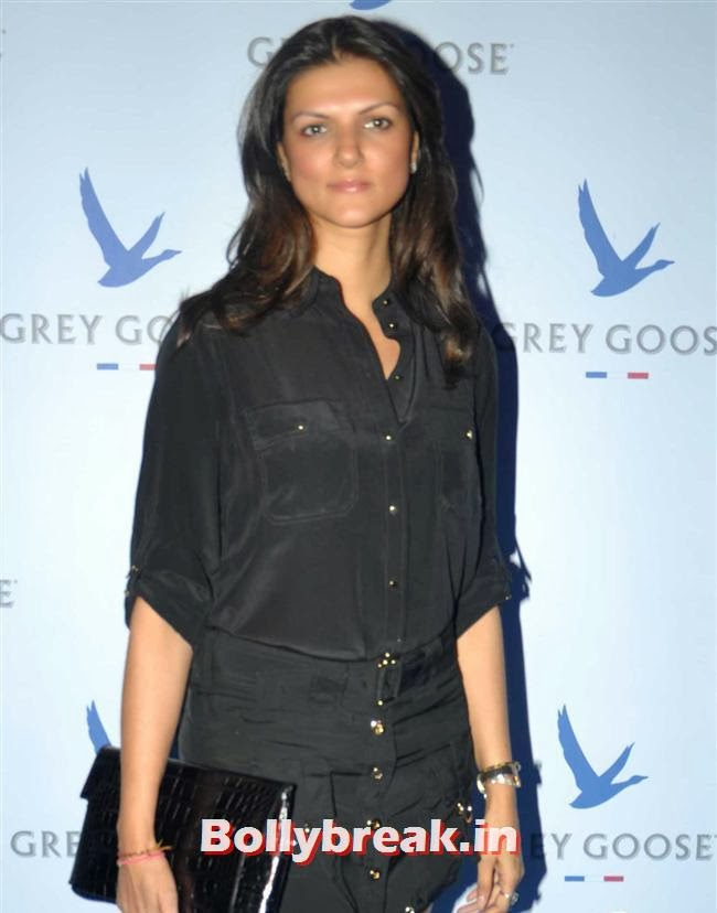 Nandita Mehtani, Bollywood Celebs Sizzle at Grey Goose Style Du Jour 2013
