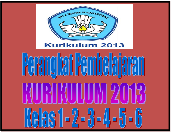 Administrasi Pembelajaran Kurikulum 2013 Kelas 1 2 3 4 5 Dan Kelas 6 Ide Sekolah