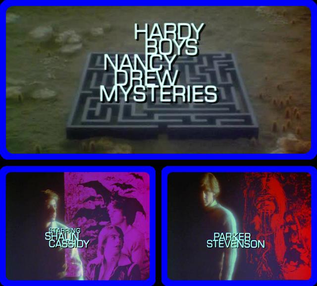 Hardy Boys / Nancy Drew Mysteries
