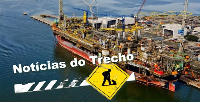 Resultado de imagem para noticias trecho Petrobras  plataformas em 2018