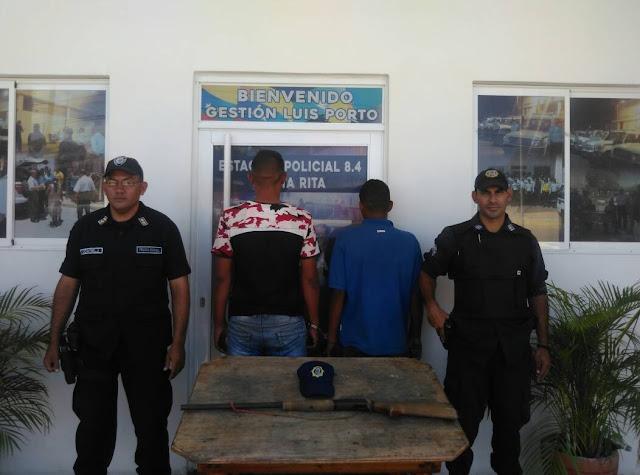Dos detenidos por robar caballos y matar a un vigilante en Santa Rita