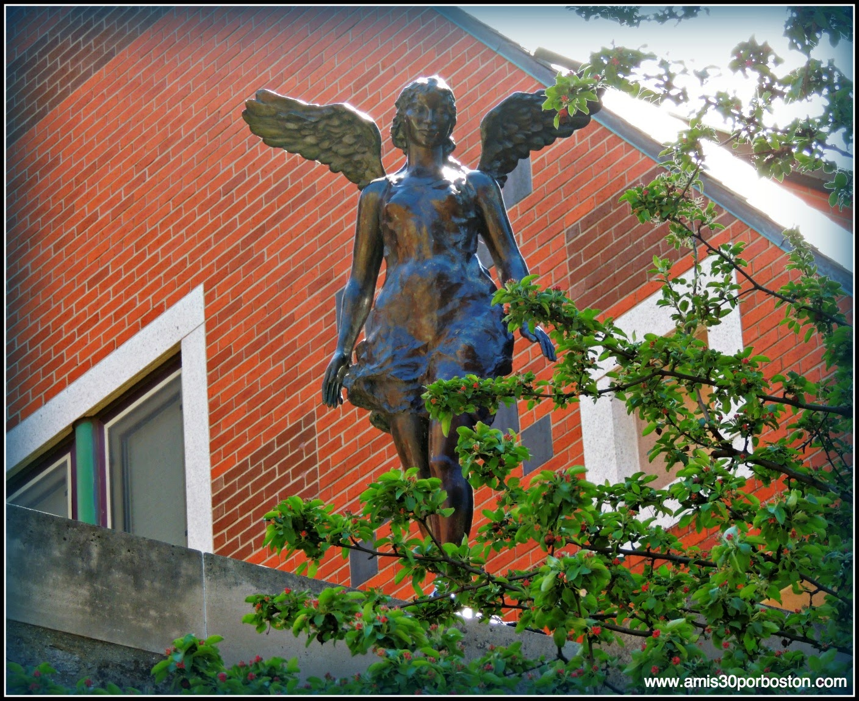 Primavera 2014: Escultura de un Ángel