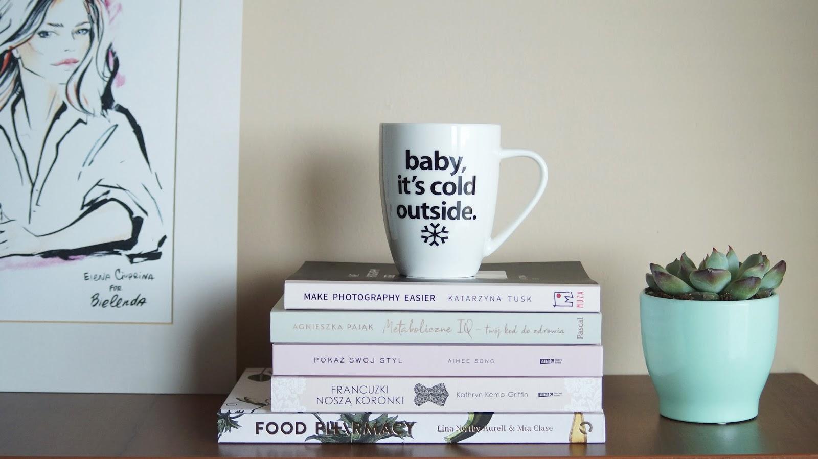 Książka o jelitach, trochę francuskich koronek, fotografii i Instagrama - czyli nowości książkowe