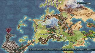 Fell Seal: Arbiter's Mark map