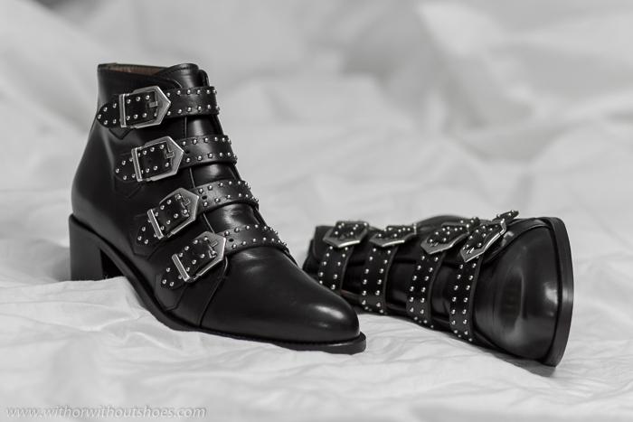 Blog influencer Adicta a los zapatos botines de moda temporada