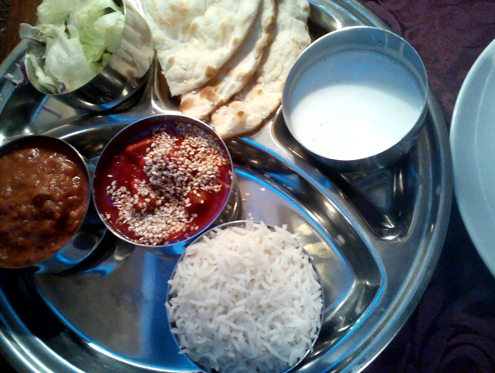 Lunch W Rubaru Kuchnia Indyjska Konkursy Gadzety Przepisy
