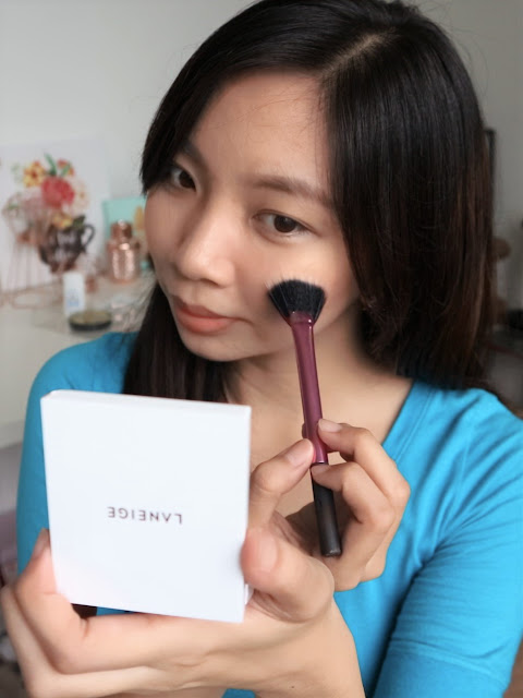 Laneige Ideal Blush Duo in California Coral