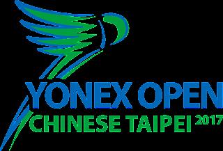 Yonex Chinese Taipei Open Grand Prix Gold 2017