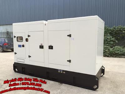 Máy phát điện Perkins 180kva 1006A-70TAG3