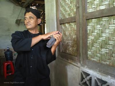 Mbah Sungkowo Empu Seni Tempa Pamor Desa Wisata Malangan