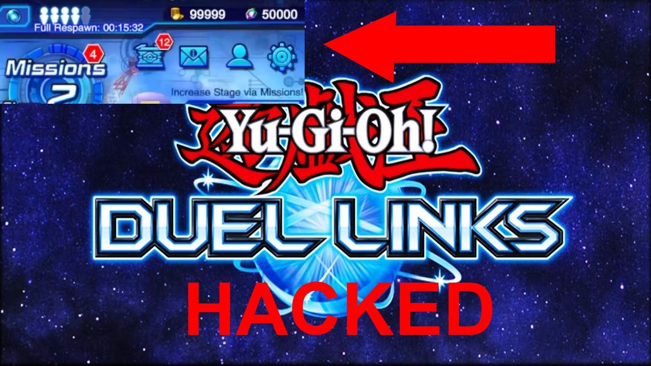 Yu-Gi-Oh Duel Links hacks, cheats and generator: Download