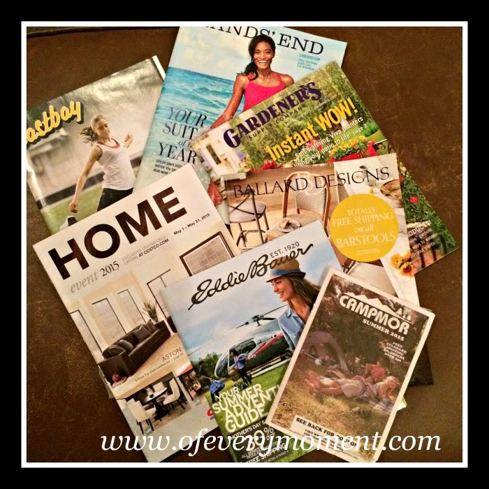 catalogs, mail-order, shopping