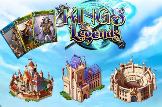 Kings and Legends Global, the Next Robust TCG Game!