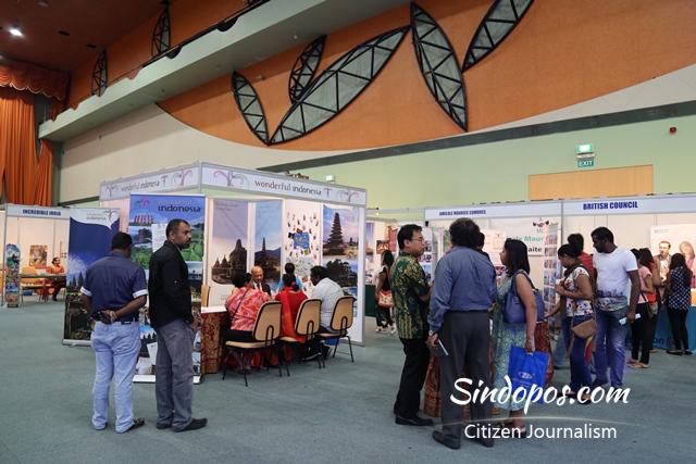 Destinasi-wisata-Indonesia-dipromosikan-di-Mauritius, negara makmur di tengah Samudera India