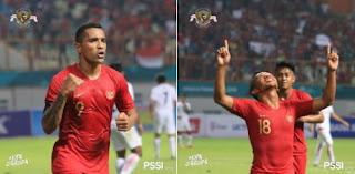 Indonesia Hajar Myanmar 3-0
