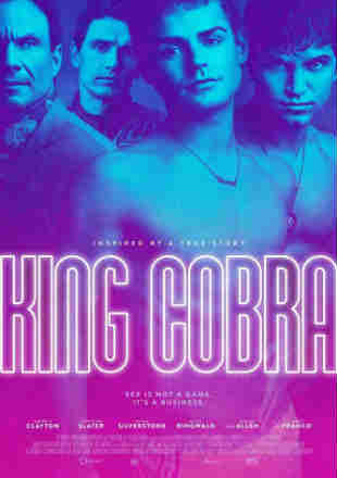 King Cobra 2016 Full Movie BRRip 480p English 300Mb ESub