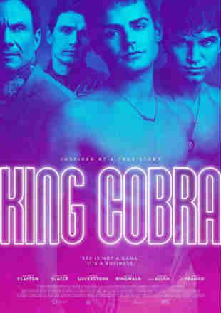 King Cobra 2016 Full Movie BRRip 480p English 300Mb ESub