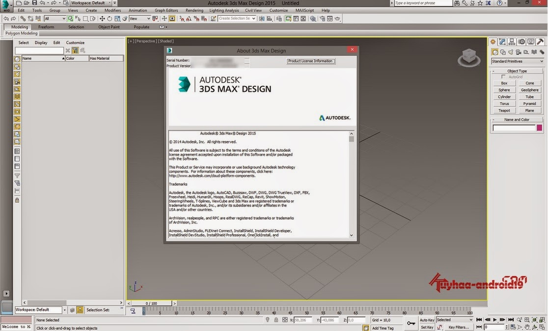 Autodesk 3DS Max Design 2015 x64 Incl SP3 Full | kuyhAa.Me