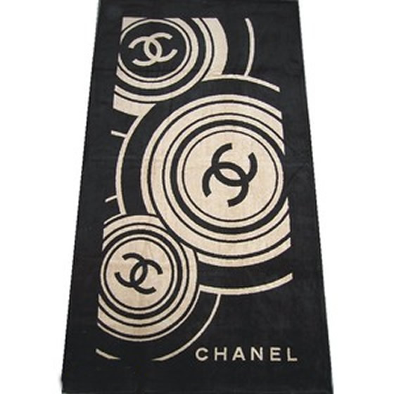 Chanel Towel: Chanel Terry Towel Bag