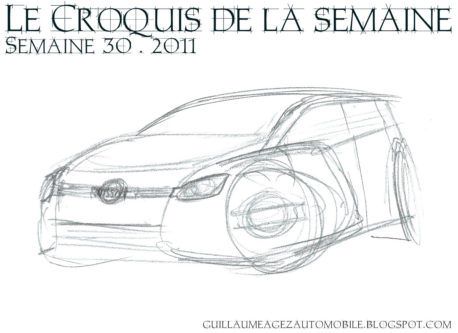 Guillaume Agez Automobile Juillet
