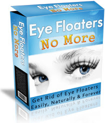 Get Rids Of Those Annoying FLOATERS Easily With No Surgery