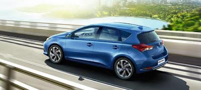 Πρόγραμμα προληπτικού ελέγχου σε αυτοκίνητα Toyota Corolla και Auris