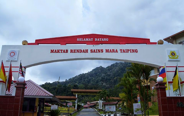 Image result for mrsm taiping