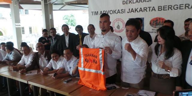 Ahmad Dhani dan Habiburokhman Yakin Jakarta Lebih Baik Tanpa Ahok!