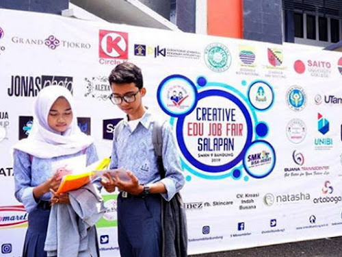 Creative Edu Job Fair Salapan
