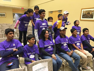 Benjamin Franklin Classical Charter School First Lego League to Attend States Championship