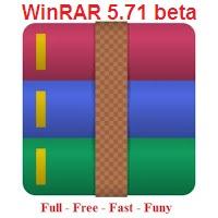 WinRAR 5.71 beta