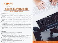Lowongan Kerja Sales Supervisor di MPM Parts - Gedangan Sidoarjo