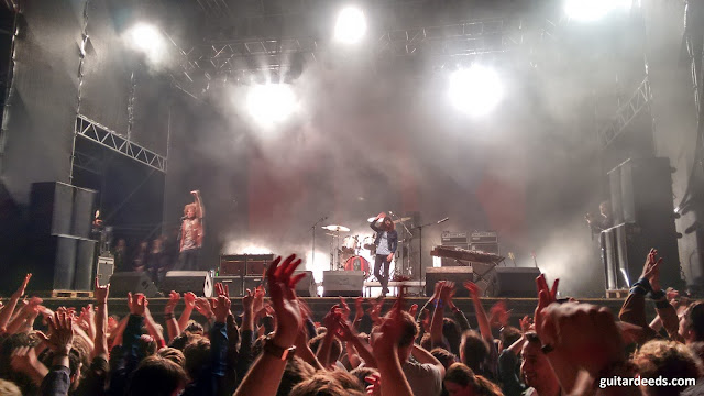 Wolfmother live Arena Wien 2016 Vienna Applause