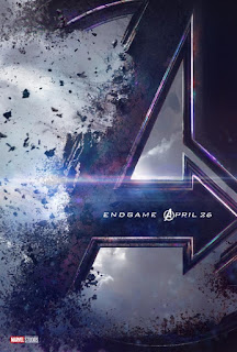 Avengers Endgame First Look Poster