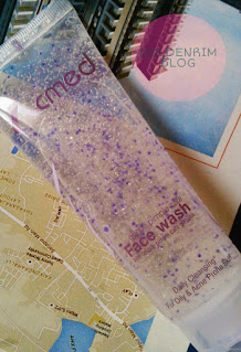 acmed face wash review