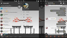 NAF-Chat Series v1.0.0 Grey Theme Base 3.2.5.12 APK