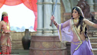 Kritika Kamra Stunning TV Actress in Ghagra Choli Beautiful Pics ~  Exclusive Galleries 041.jpg