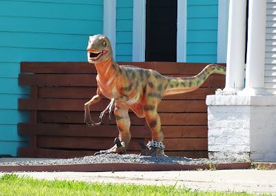 Love Buzz Dino at 412 Westheimer Rd, Houston, TX 77006