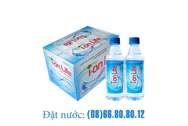 Nước I-on Life 330ml