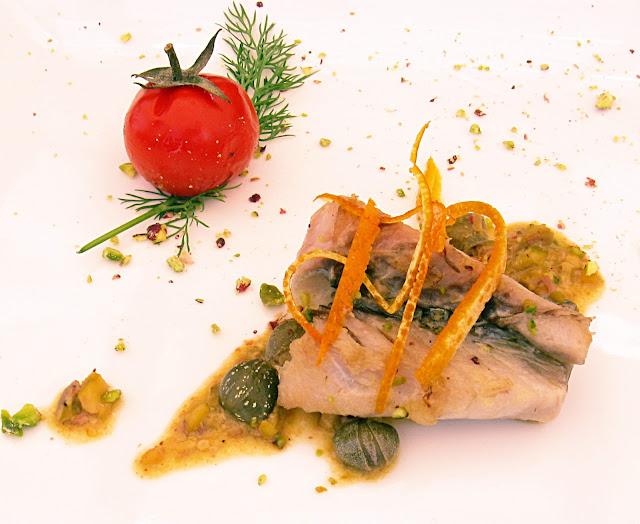 cibo nostrum specialità di pesce