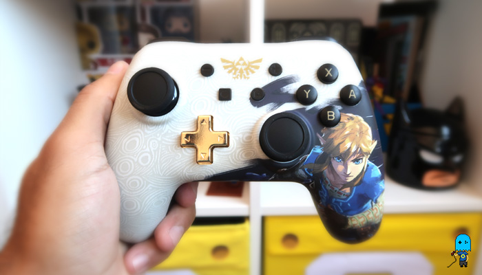 PowerA Controller for the Nintendo Switch